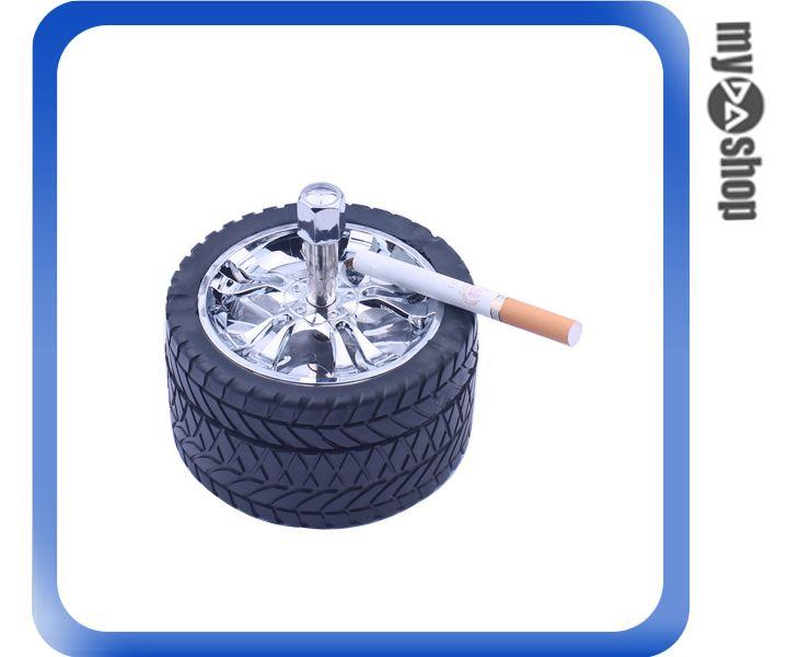 ~DA量販店~ 輪胎  菸灰缸 煙灰缸 煙具 居家 辦公室 擺設^(78~2890^)