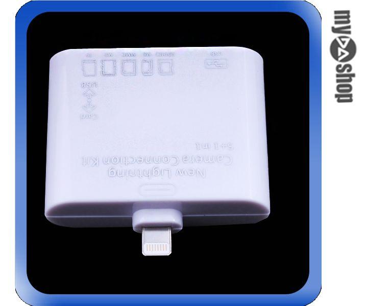 《DA量販店》OEM ipad4 iPad mini 讀卡機 三合一 USB Micro SD 相機 鍵盤用(78-4114)