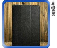 Apple 蘋果商品推薦《DA量販店》ipad mini 三折 斜紋 皮套 保護套 保護殼 休眠 支架 功能 黑色(78-4281)