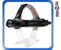 新手露營用品推薦到《DA量販店》戶外 露營 CREEQ5 led  防水 釣魚 頭燈 (79-1518)