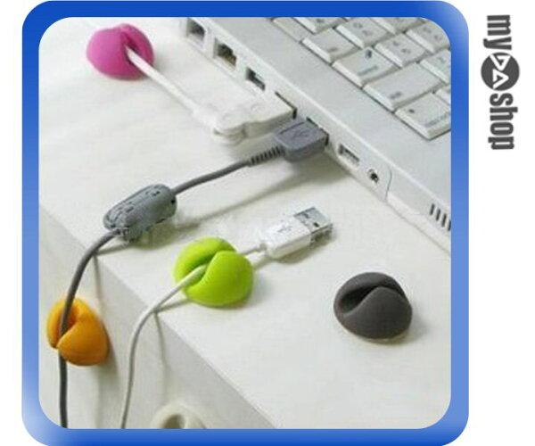 《DA量販店》電腦 手機 線材 集線器 固定器 固線器 綁線帶 理線器 整線器(79-1986)