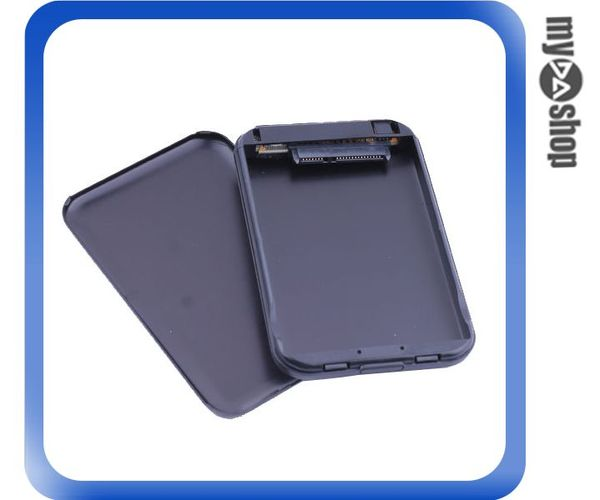 《DA量販店》2.5 吋 SATA 介面 硬碟專用 高速 USB 2.0 外接式硬碟盒 免插電(79-2109)