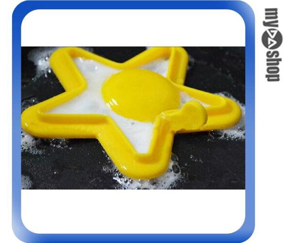 《DA量販店》廚房 創意 生活 矽膠 煎蛋 雞蛋 模型 模具 顏色隨機 款式隨機(80-1044)