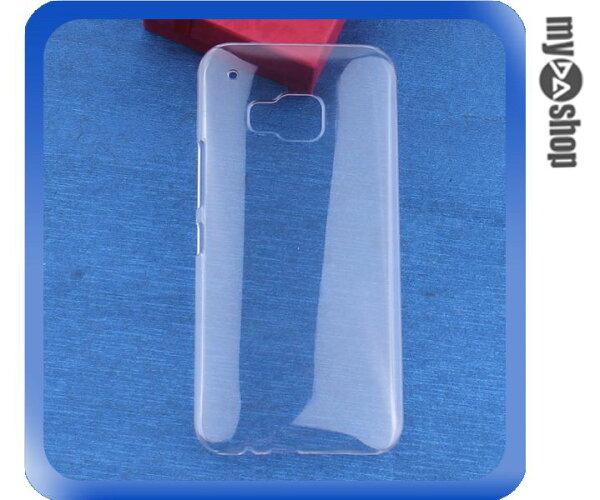 《DA量販店》HTC One M9 手機殼 透明 水晶殼 保護殼 硬殼(80-1942)