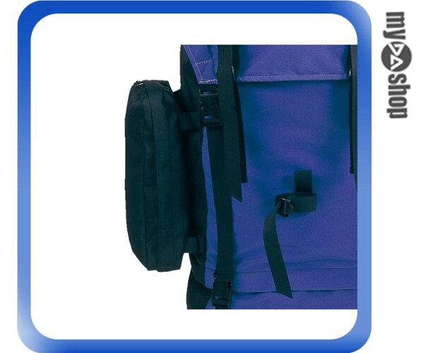 《DA量販店》RHINO 1700 犀牛 大背包 專用側袋 戶外 登山 露營 (W07-204)
