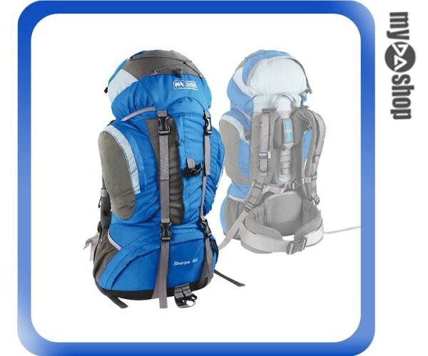 《DA量販店》RHION 犀牛 G160 60公升 易調式 背負系統背包 戶外 登山 (W07-284)