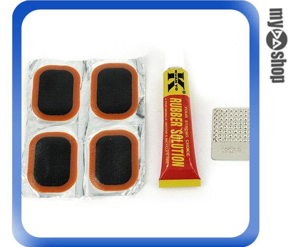 《DA量販店》汽車 精品 百貨 KH-802 腳踏車 單車 內胎補胎工具 (W08-017)