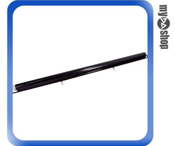 《DA量販店》汽車 精品 ST-66047A RV車 透明 黑色 隔熱紙 53 x 150 cm (W08-101)