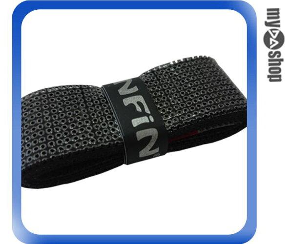 《DA量販店》Infin 網球 球拍 超薄 透氣 握把布 黑色 3個(W92-0001)