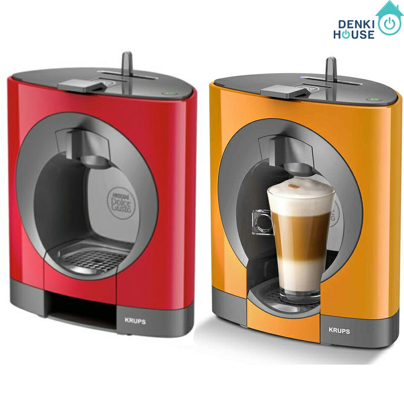 Krups Dolce Gusto Oblo Red images
