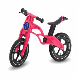 【Holiway】POP BIKE 兒童滑步車-煞車款充氣胎 (7色) 2