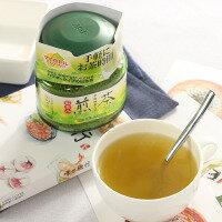 有樂町進口食品 AGF 新茶人宇治抹茶粉(48g) 綠茶粉 煎茶粉 48g 3