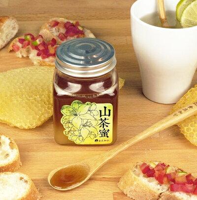 【食在加分】山茶蜜小罐 ~ 蜜源純淨 天然熟成 ~ / 250g - 限時優惠好康折扣