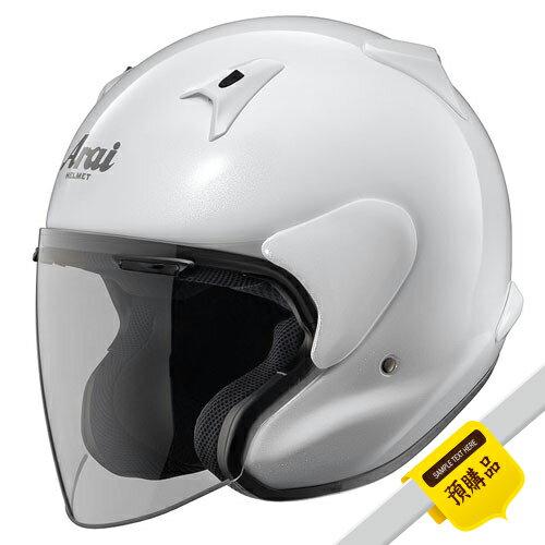 ◉兩輪車舖◉-Arai MZF 半罩式素色系列頂級安全帽