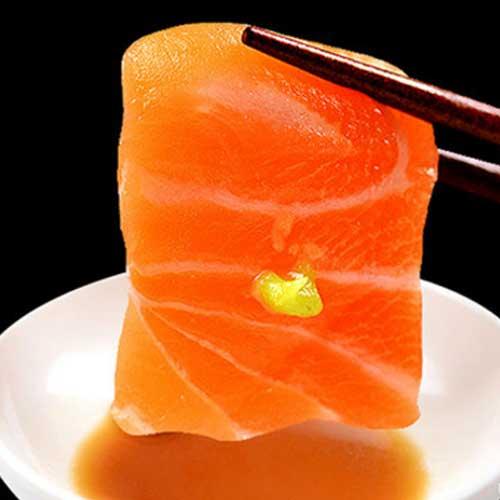 煙燻鮭魚片~豐富油脂,肉質柔軟細膩,入口即化★優食網