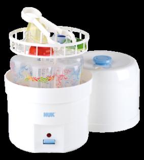 『121婦嬰用品館』NUK 奶瓶蒸氣消毒鍋