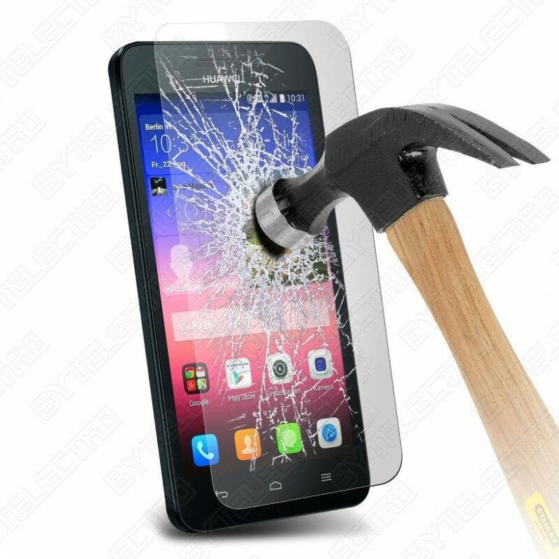 Protector Pantalla CRISTAL TEMPLADO PREMIUM Para Huawei ASCEND G620S 0