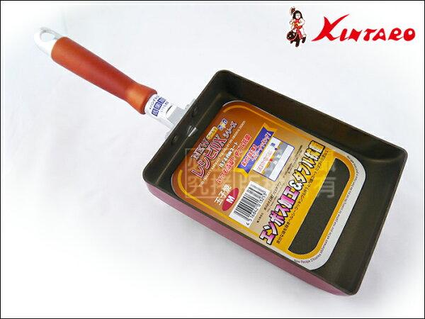 快樂屋♪ 日本 2306-219 金太郎 KINTARO 抗菌玉子燒 小平底鍋 不沾鍋 可無水無油調理