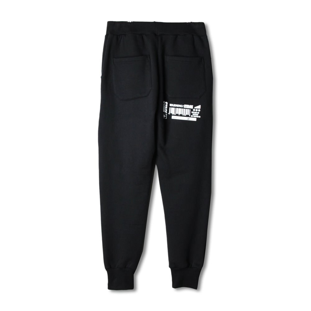 STAGE  SPRAY CAN PANTS  黑色 3