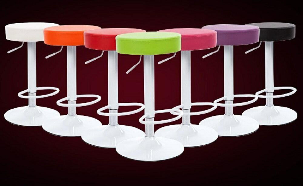 ~Chair Empire~~~~預 現~7色 糖果吧椅 吧台椅 升降椅 旋轉椅北歐普普風