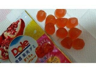 有樂町進口食品 【不二家】Dole石榴&葡萄柚軟糖(40g)  4902555121581 1
