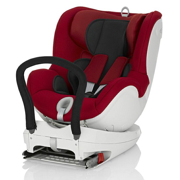 Britax - Romer DUALFIX 旗艦型360度雙向ISOFIX 0-4歲汽車安全座椅(汽座) -火焰紅 0