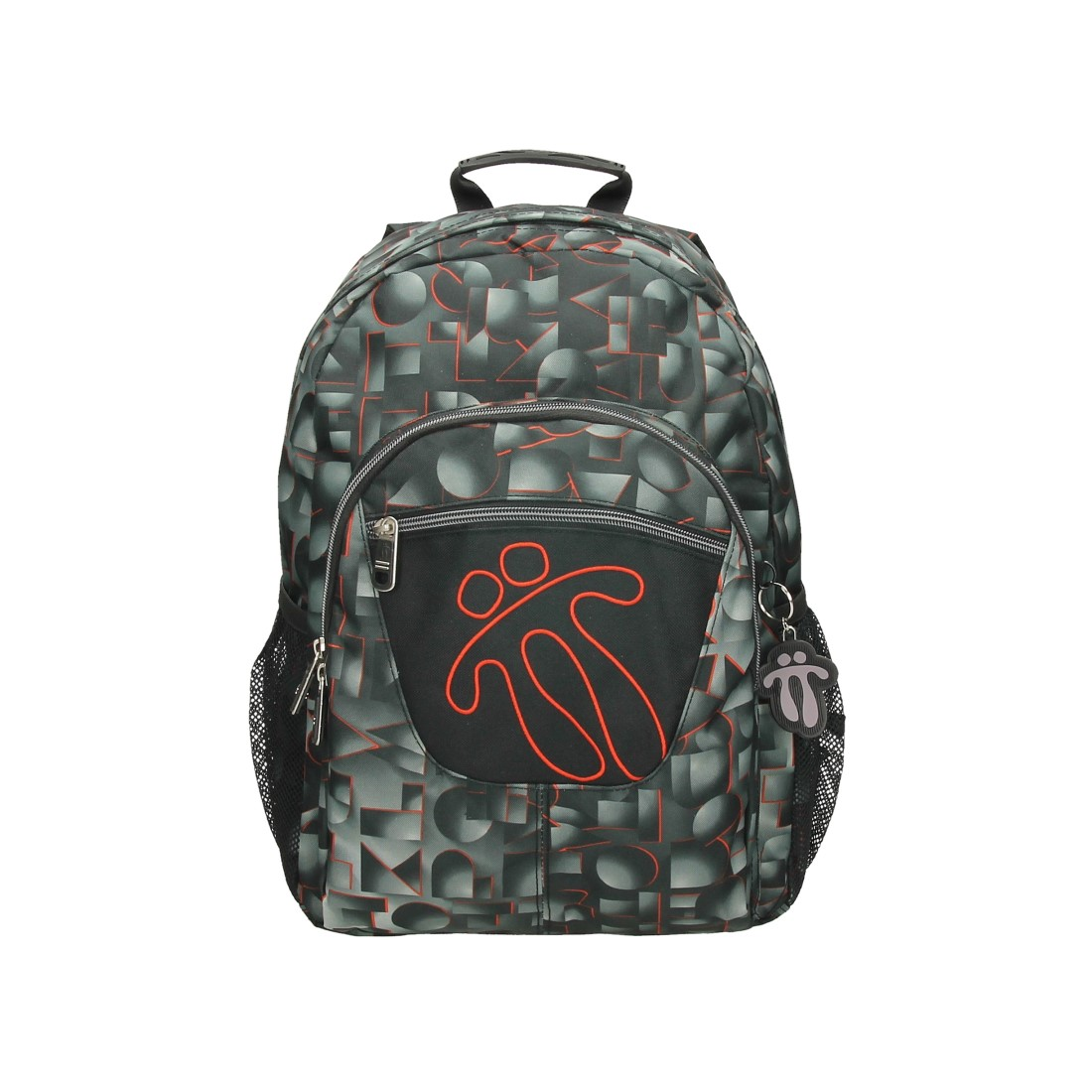 Totto Acuareles Backpack (red letter) 0