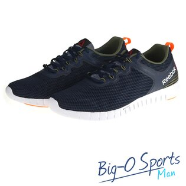 Reebok 銳跑 REEBOK ZQUICK LITE  休閒復古鞋  運動鞋 男  V71828  Big-O Sports