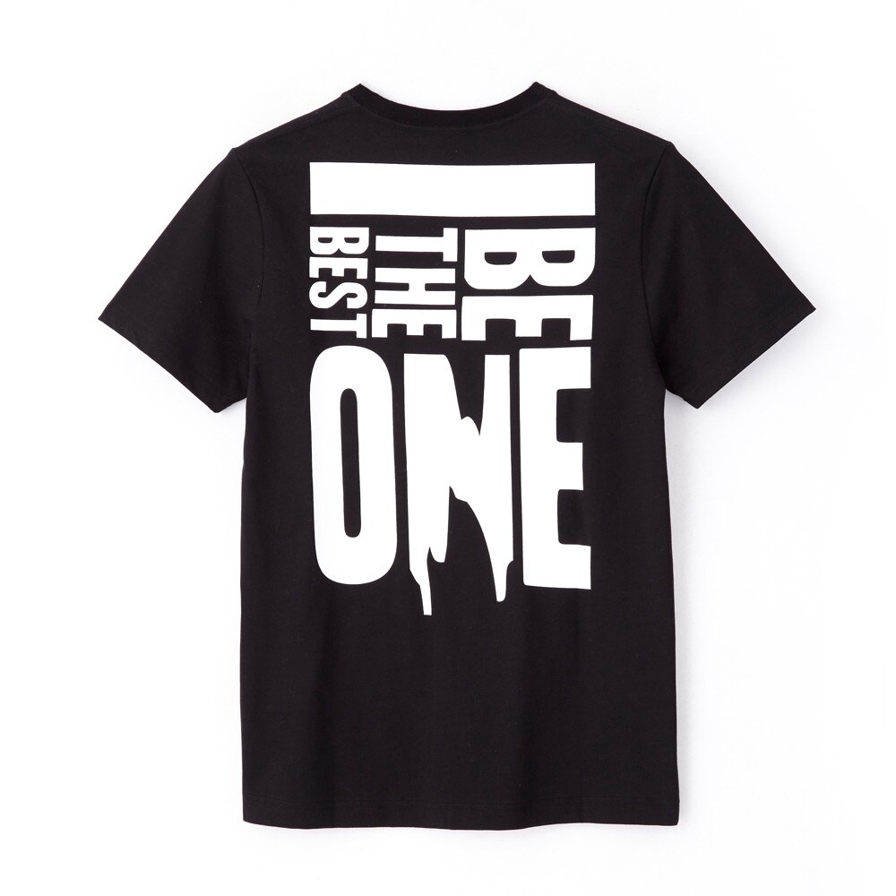 STAGEONE BE THE BEST ONE TEE 黑色 白色 兩色 3