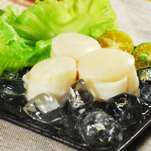【新鮮物語】日本北海道生食級干貝 L等級10顆