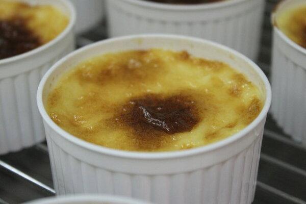 鮮奶布蕾(蛋奶素)