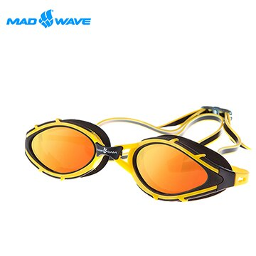 俄羅斯MADWAVE成人泳鏡 SUN BLOCKER 0