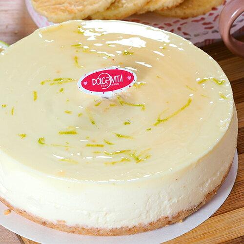六吋【多茄米拉★阿帕起司-原味清檸重乳酪蛋糕】微微檸檬清香!!新鮮酸甜滋味搭配乳酪超濃郁奶香!最經濟實惠老少咸宜!#團購美食 2
