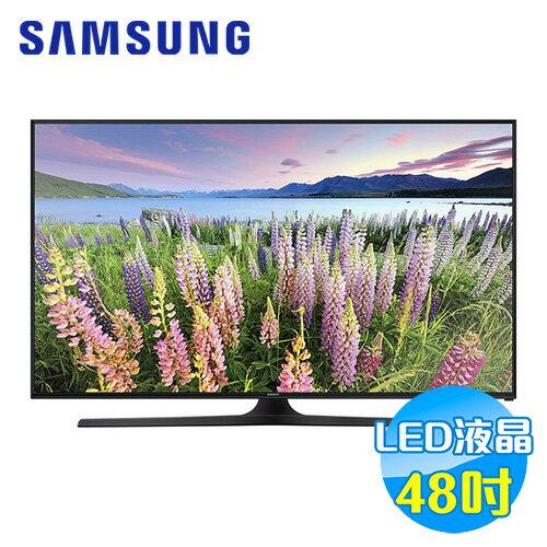 SAMSUNG 三星 48吋FHD LED液晶電視  UA48J5100AWXZW