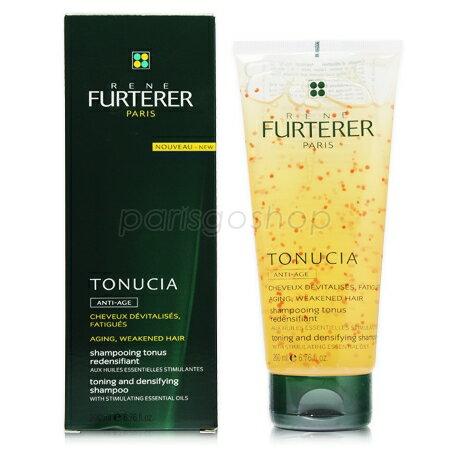 Rene Furterer 萊法耶 Tonucia 麥蛋白纖茁髮浴 250 ML【巴黎好購】 0