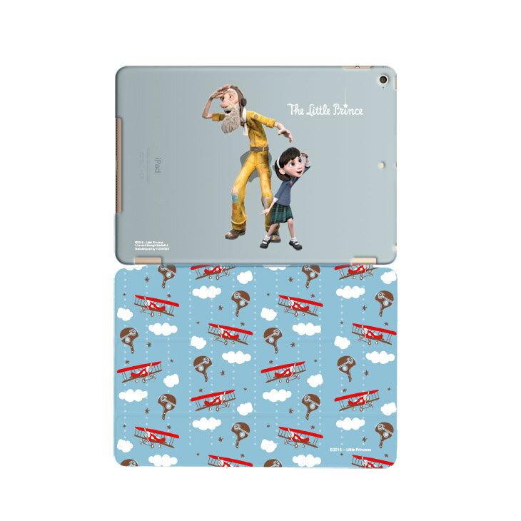 小王子電影版授權系列-【一起去冒險吧】:《 iPad Mini》水晶殼+Smart Cover(磁桿)