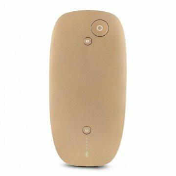 *╯新風尚潮流╭* Fonebud 無線藍牙 藍芽 行動裝置 行動電源 拍照自在 隨身照明 金 Fonebud-GG