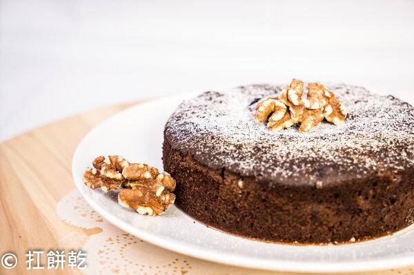 【扛餅乾】6吋核桃巧克力布朗尼