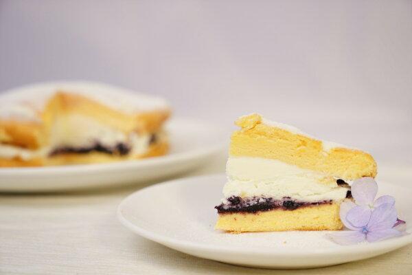 【扛餅乾】6吋藍莓波士頓派