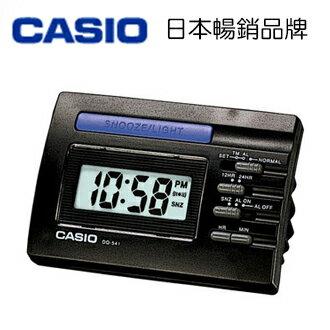 CASIO 卡西歐   DQ-541  電子鬧鐘 / 個 (顏色隨機出貨)