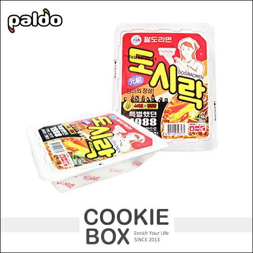 韓國 PALDO 便當盒 麵 泡麵 方便麵 沖泡 方形 韓式 *餅乾盒子*