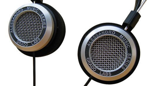 志達電子 325e-MUSIC TWO Alessandro GRADO MS2e 耳罩式耳機 公司貨 SR325e對應
