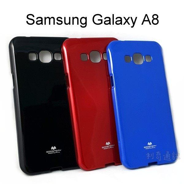 【MERCURY】果凍保護套 Samsung A800YZ Galaxy A8