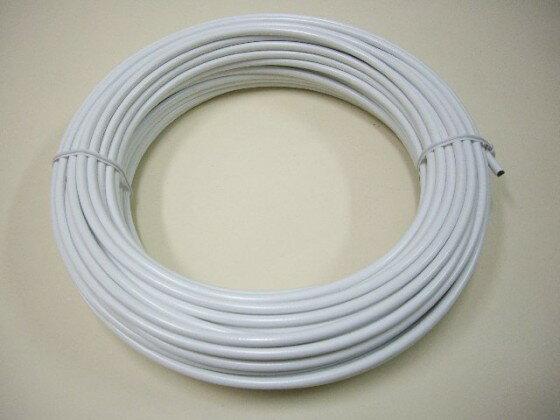 白色變速線外管(直絲) 4mm 白色外管 100公分 特價45元《意生自行車》