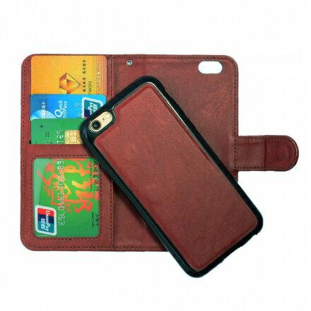 三星 Samsung S7 edge 二合一可分離式兩用皮套 手機殼/保護套 1