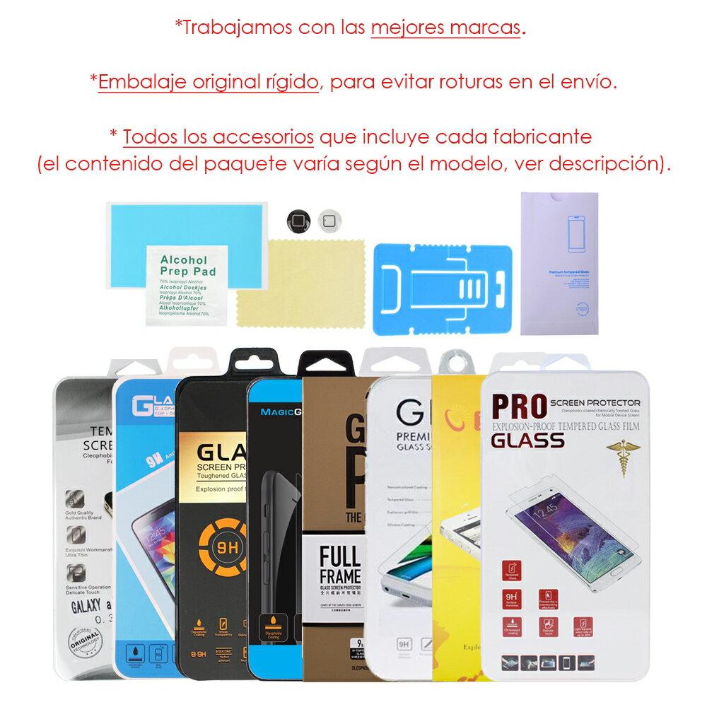 PROTECTOR CRISTAL LG G5 PROTECCIÓN EXTREMA PANTALLA DE VIDRIO TEMPLADO PREMIUM 3