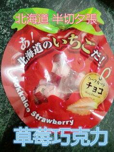 夕張草苺巧克力65g