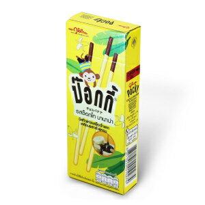 泰國限定Pocky香蕉巧克力棒