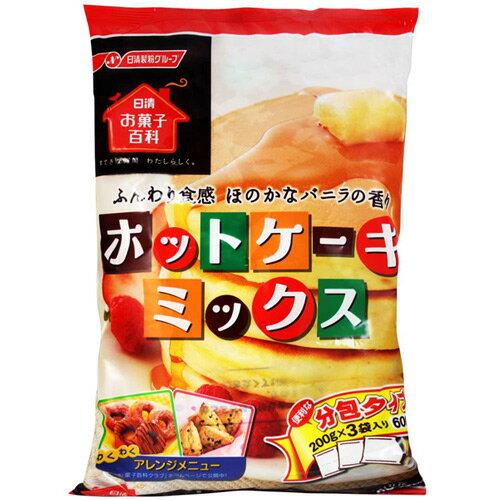 日清 鬆餅 蛋糕專用粉(德用)600g/