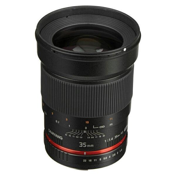 ◎相機專家◎ SAMYANG 35mm F1.4 for Sony E 廣角鏡 手動鏡 正成公司貨